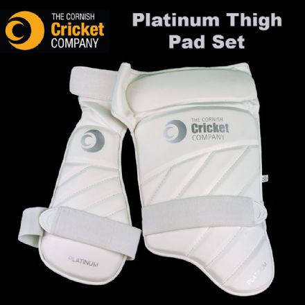 Platinum Thigh Pad set